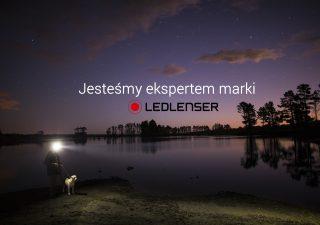 Jesteśmy dystrybutorem i ekspertem marki Ledlenser