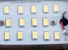 Żarówka LED Partenon Galaxy 40W IP65 E27 [ACG740]