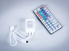 Sterownik oświetlenia 12V RGB na podczerwień 44 klawisze [TLAR18]