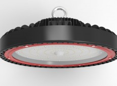 Lampa LED HighBay Flat 200W Philips 3030/MeanWell 5 lat gwarancji [HBF200]