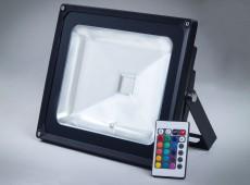 Naświetlacz LED Professional 50W IP65 RGB [NLP50RGB-S]