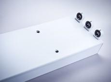 Oprawa hermetyczna dla świetlówek LED potrójna 120cm [T8HO1203]