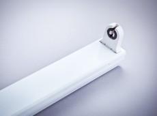 Oprawa dla świetlówek LED pojedyńcza 90cm [T8O90]