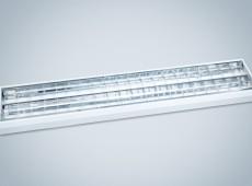 Oprawa rastrowa dla świetlówek LED podwójna 120cm [T8RA1202]