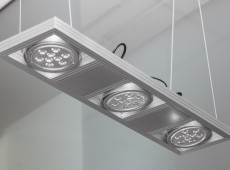 Oprawa LED Soho 3x9x1 PowerLED 30W [SOH27]