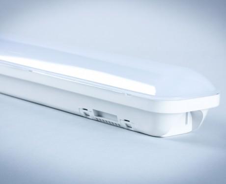 Oprawa liniowa LED Hermetyczna 590mm 18W IP65 [LL18]