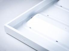 Oprawa rastrowa LED 600x600mm 36W matowa przesłona [PLGM36]