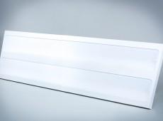 Oprawa rastrowa LED 1200x300mm 36W matowa przesłona [PLGM136]