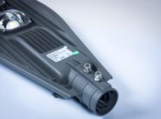 Oprawa uliczna LED Bridgelux 120W MeanWell driver IP65 aluminiowa czarna obudowa [UOC120]
