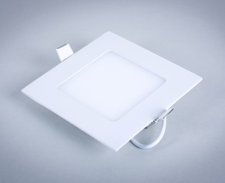 Panel sufitowy LED kwadratowy 6W 120x120mm [PNS06]