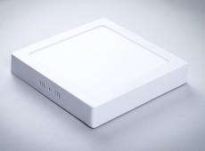 Plafon LED SOLID kwadratowy metalowy 220x220 18W [PMK18]