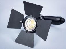 Reflektor Szynowy 1-fazowy LED Track Light 30W czarny - regulowany kąt świecenia [RSVS1C30]