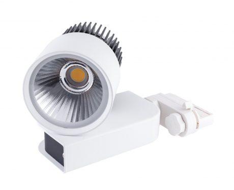 Reflektor Szynowy 3-fazowy LED Track Light 30W [RSV3B30]