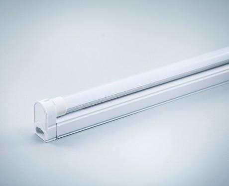 Świetlówka LED T5 z oprawą 550mm 6W matowa [T5OM06]
