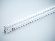 Świetlówka LED T5 z oprawą 1200mm 18W matowa z przyciskiem ON/OFF [T5OM18-P]