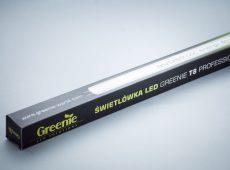 Świetlówka LED T8 Professional Aluminiowa 600mm 10W matowa [T8M10]