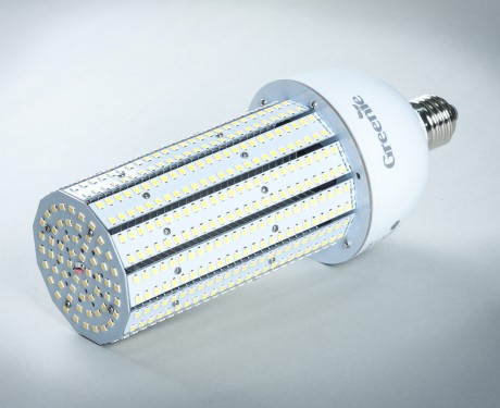 Greenie LED AluCorn E27/E40 44W