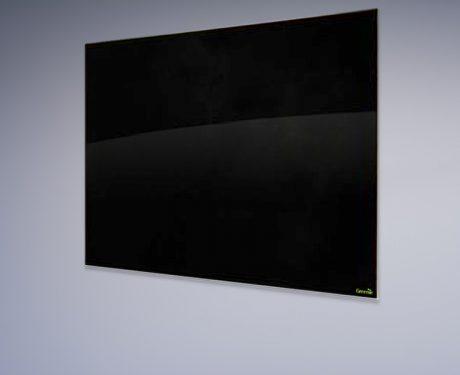 Greenie infrarot heizpaneele schwarzes glas greenie for Schwarzes glas