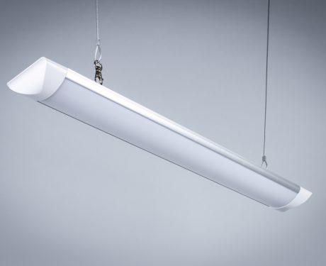 Oprawa liniowa LED Wodoodporna Slim 0,6m 18W IP44 [LLS18]