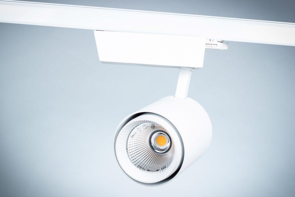 Reflektor Szynowy 3-fazowy LED do żywności 35W [RSF3B35B]