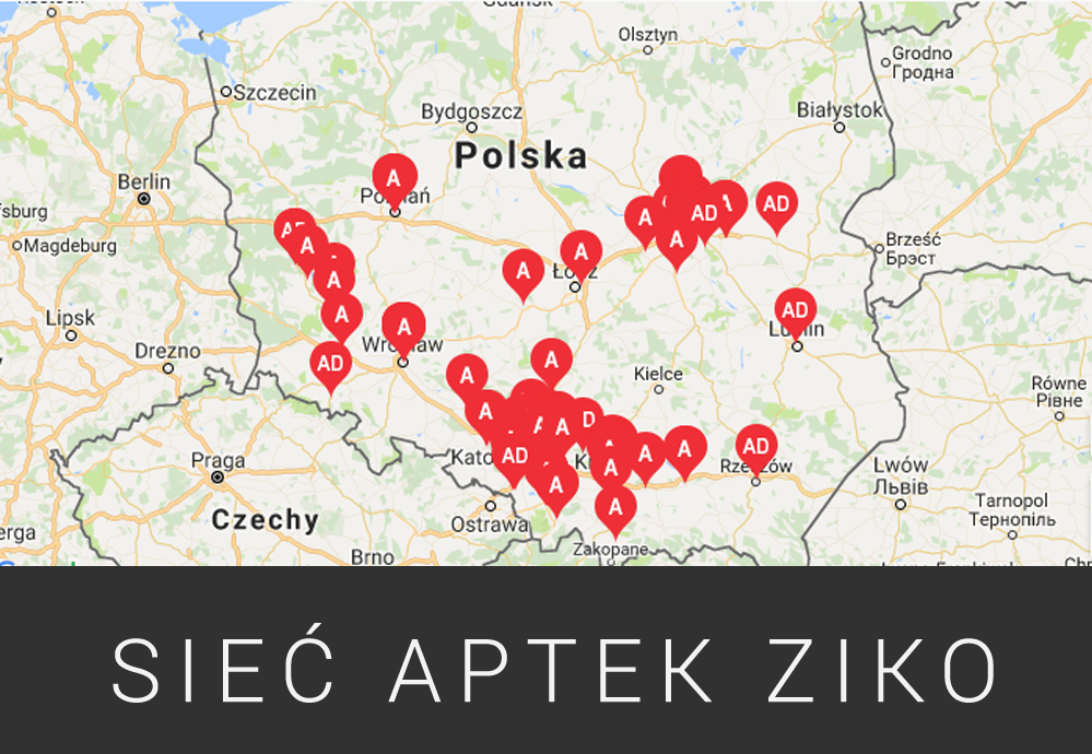 Realizacja Oświetlenia Led W Sieci Aptek Ziko Greenie