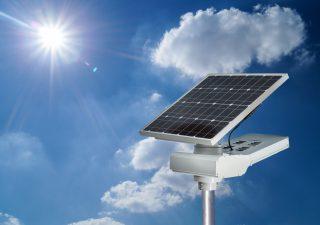 Oświetlenie solarne LED. Gdzie może znaleźć zastosowanie?