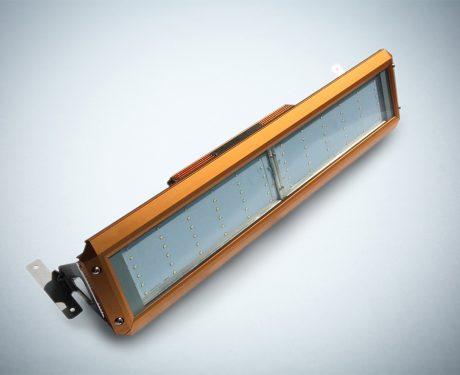 Oprawa liniowa LED SuperTitanium 60cm 36W IP66 Przeciwwybuchowa ATEX [NLX36L]