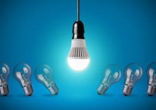 Czas na technologie LED -Zmień oświetlenie na energooszczędne