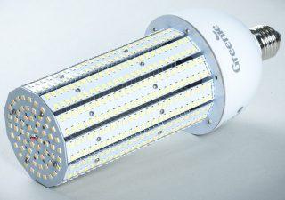 Żarówka LED Greenie AluCorn – uniwersalne źródło światła