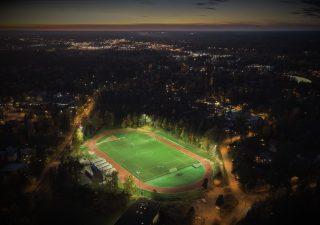 Oświetlenie obiektów sportowych i boisk