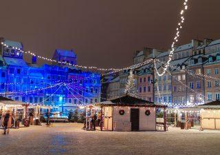 Iluminacje świąteczne z produktami Greenie Polska