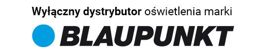 Greenie - wyłączny dystrybutor oświetlenia BLAUPUNKT