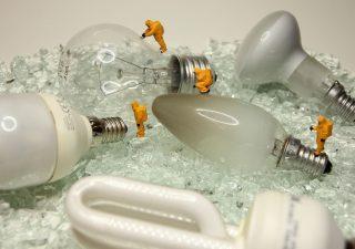 Gdzie wyrzucać żarówki LED?